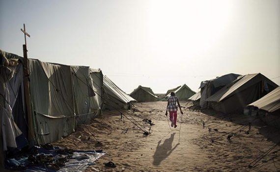 Arquitetos para campos de refugiados, necessidade e desafio