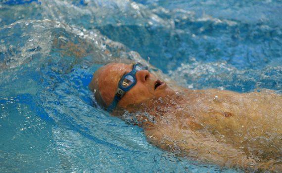Nadadores master apontam os fatores fisiológicos como barreiras para a competição