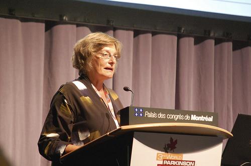 Apresentação do Livro Branco do Parkinson na Espanha