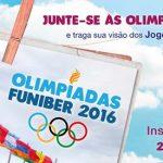 Inscrições abertas para as Olimpíadas FUNIBER