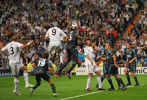 A técnica de saltar de Cristiano Ronaldo