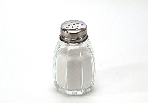 FDA recomenda reduzir o sal nos alimentos