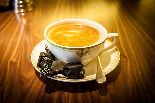 Café poderia reduzir o risco de morte por doença hepática