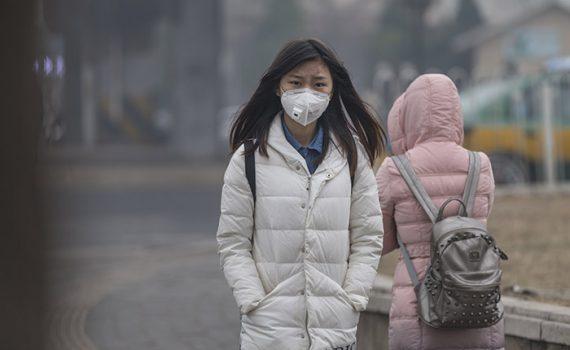Consumo internacional provoca mortes na China por poluição, aponta estudo