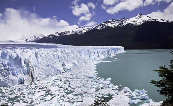 Regiões dos Andes perdem geleiras de forma rápida