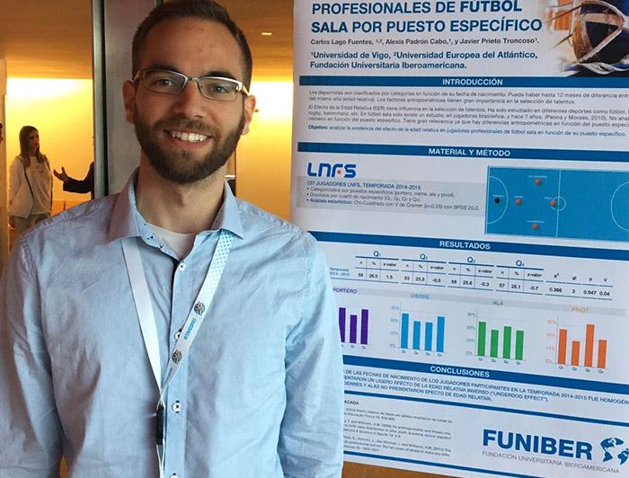 Estudo feito por professor da FUNIBER é bem recebido em Congresso Internacional