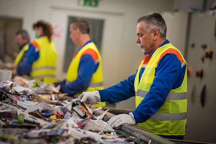 Chile dá impulso à programa de reciclagem domiciliar