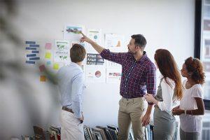 A criatividade é um fator essencial para o sucesso de um produto