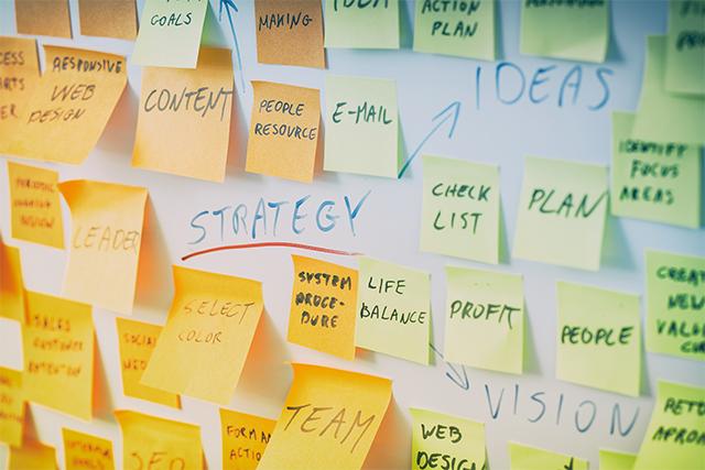 Um bom planejamento ajuda a completar o projeto satisfatoriamente