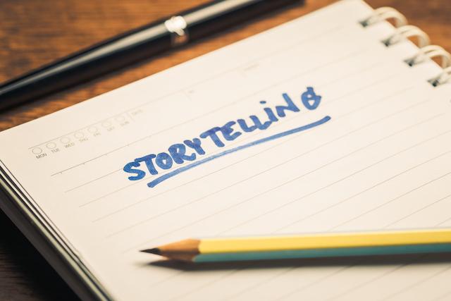 Contar histórias como estratégia de Marketing