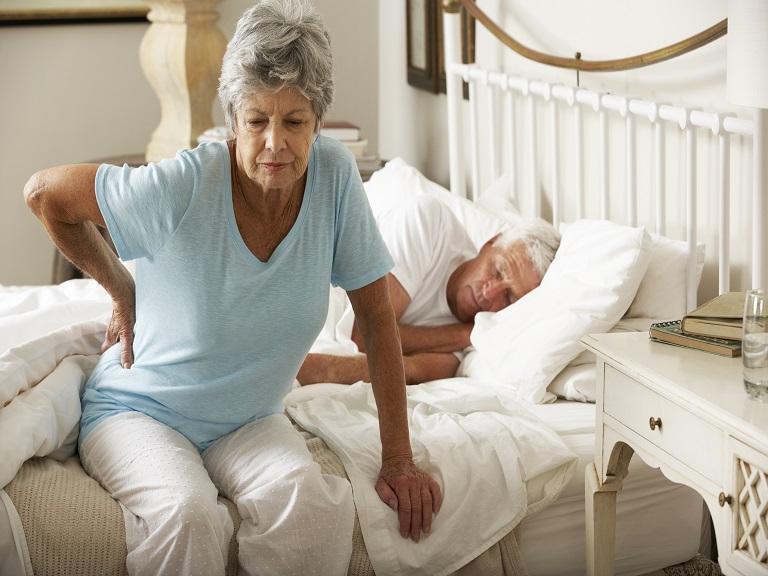 Dormir mal envelhece
