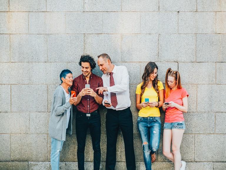 Estratégias de marketing nas Redes Sociais conforme a idade