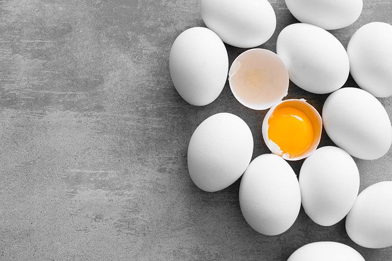 Após exercícios físicos, é melhor comer o ovo inteiro, segundo estudo