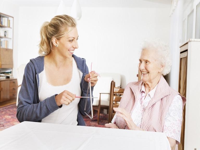 A música estimula pacientes com Alzheimer avançado