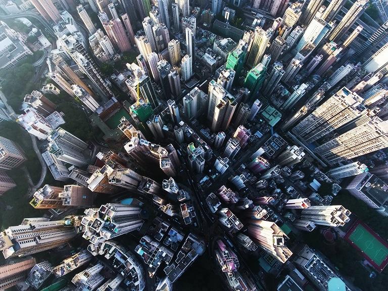 Cidades sobrecarregadas pelo crescimento demográfico