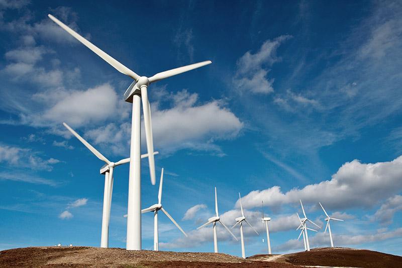 Ilha de Ferro espera usar energia exclusivamente renovável