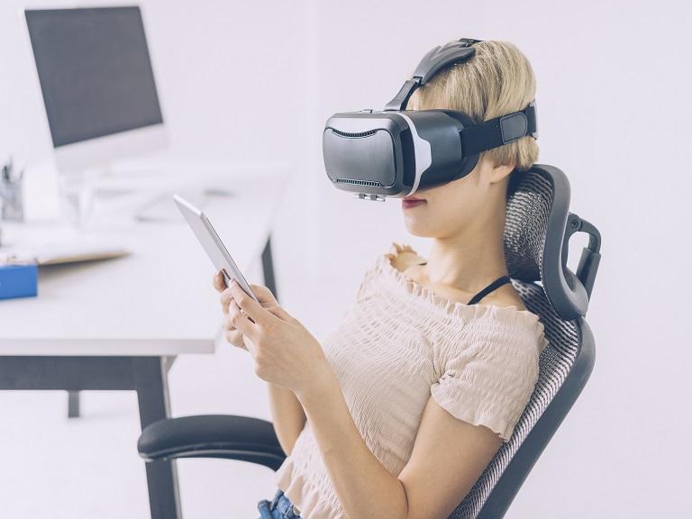 Realidade Virtual para compras on-line