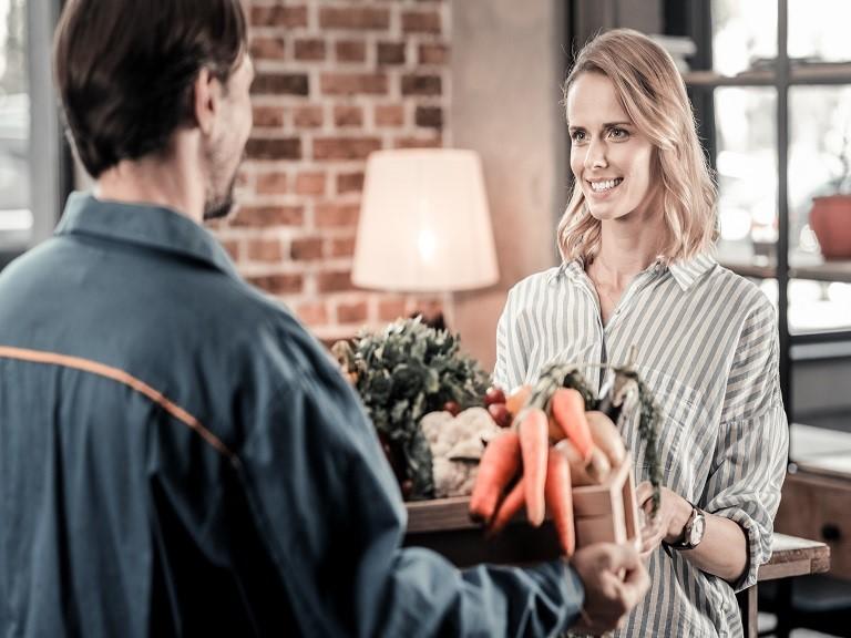 Produtos alimentícios orgânicos e com identidade são os mais solicitados pelos millennials