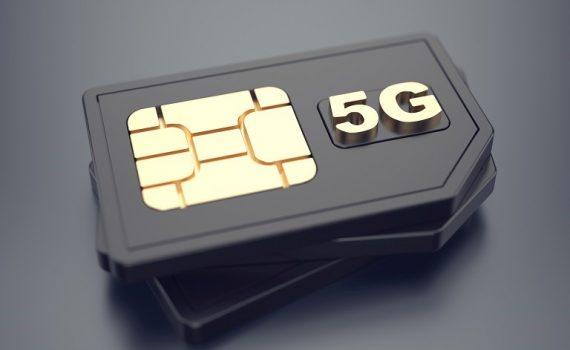 Velocidade 5G chegará em 2020