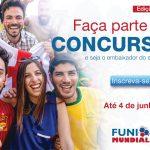 FUNIMUNDIAL 2018: FUNIBER promove concurso sobre Copa do Mundo