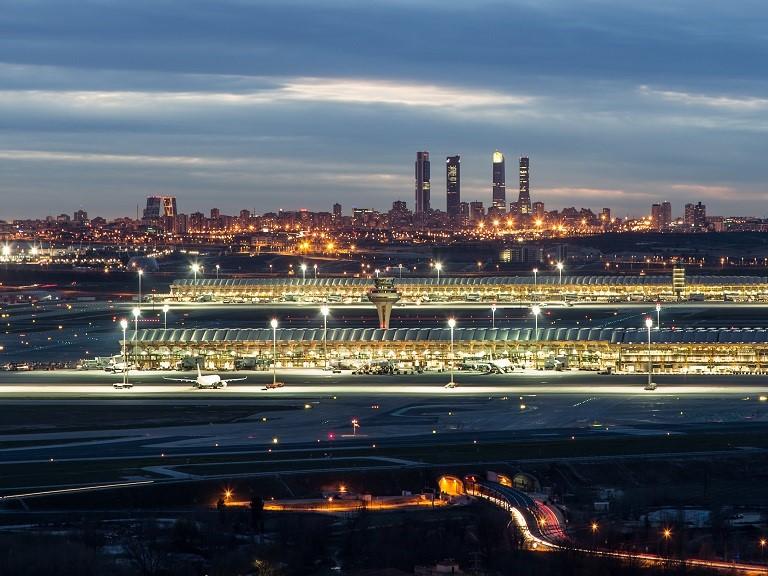 O aeroporto como coração de uma cidade