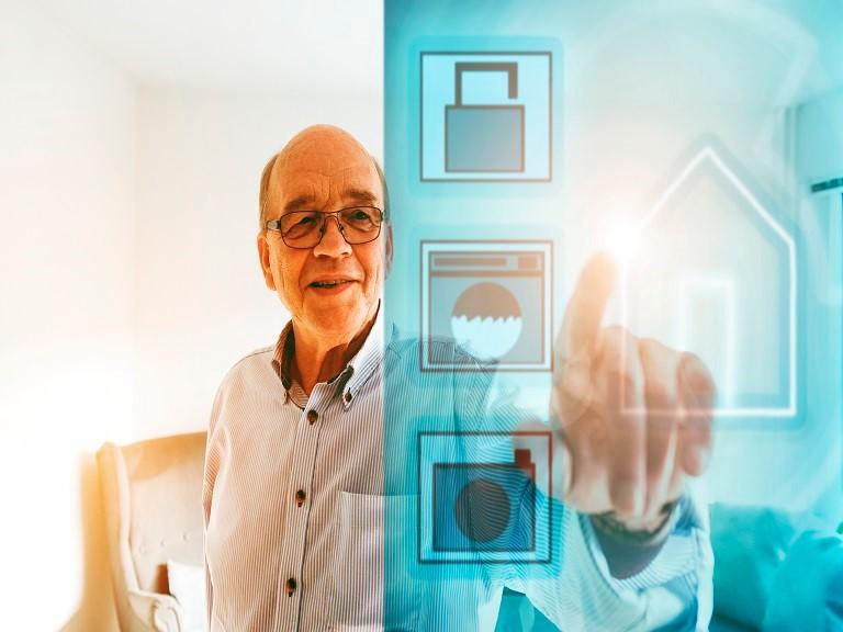 Casas inteligentes para idosos
