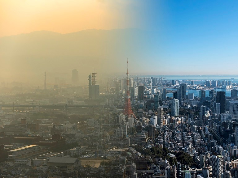 Como prevenir a poluição do ar