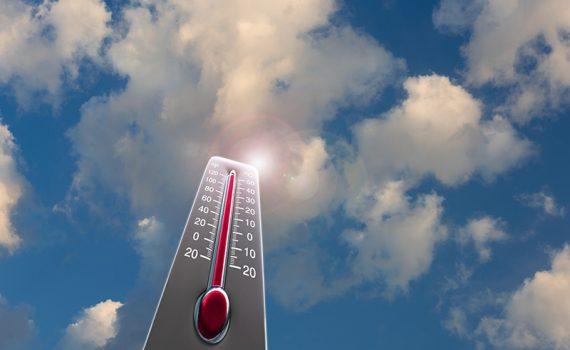 Onda de calor no norte europeu é atribuída à mudança climática