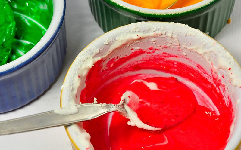 Desenvolvem colorante alimentar com propriedades antioxidantes