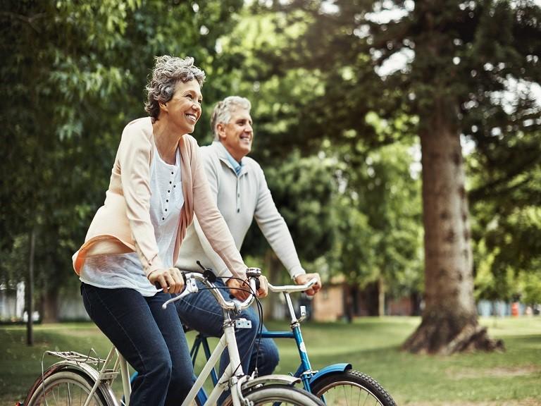 Exercícios melhoram os processos mentais dos idosos