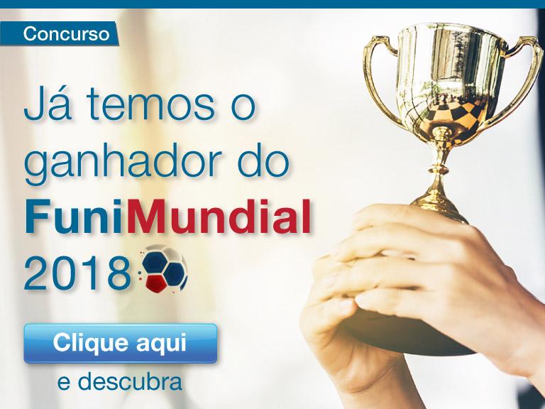 Colômbia vence o concurso FuniMundial!
