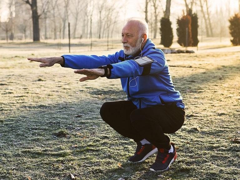 As atividades preventivas para os idosos