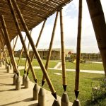O centro colombiano El Guadual, premiado na Bienal de Veneza