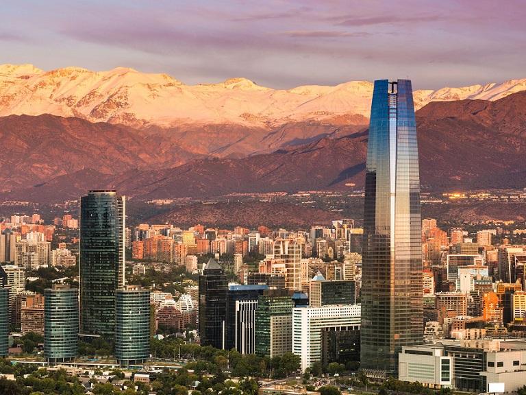 Santiago de chile a cidade mais tecnol gica da am rica for Construccion de piscinas santiago chile