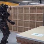 Desenvolvido um robô capaz de realizar trabalhos de construção