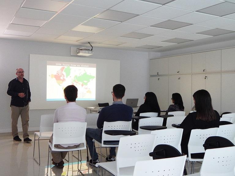 Sede argentina da FUNIBER acolheu três eventos do IPMA em dezembro