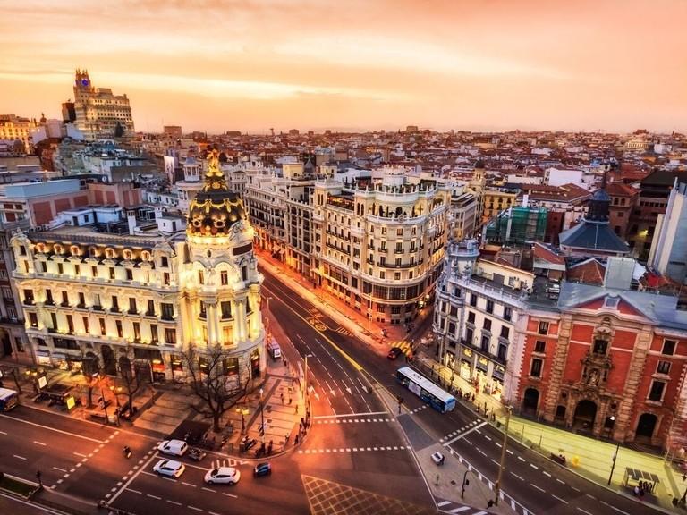 Madri cria um plano de ação contra ataques e catástrofes radioativas