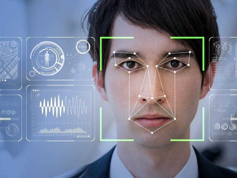 Uma rua na China incorpora pagamento por reconhecimento facial