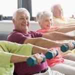 Massa muscular pode ser sinal de vitalidade
