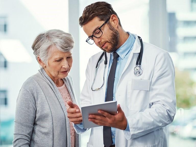Desafios de saúde do envelhecimento da população
