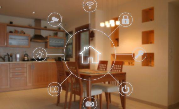 Transformar a casa num espaço inteligente