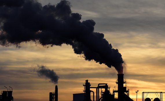 Novo recorde mundial de emissão de gás carbônico