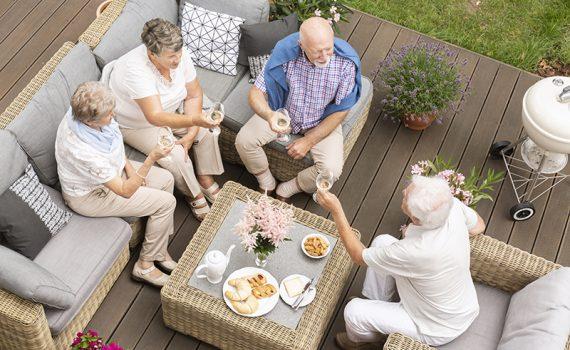 Cohousing ou como envelhecer com os amigos