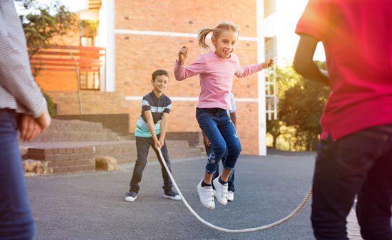 Desenvolvimento das habilidades motoras nas crianças