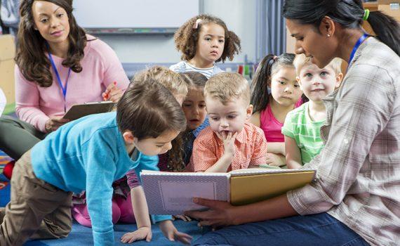 Os benefícios da leitura em voz alta