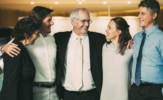 Organizações familiares, fatores de crescimento e adaptação