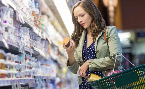 Consumidores compram mais alimentos ultraprocessados