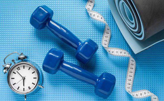 Nunca é tarde para desenvolver a massa muscular