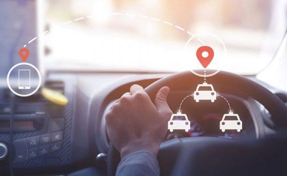 O táxi autônomo, perto de ser uma realidade