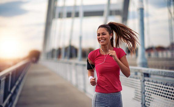 Os benefícios do ambiente para o treino físico